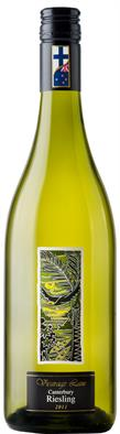 Vicarage Lane Canterbury Riesling 2017